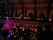 Ibadah Natal di Gereja Protestan Indonesia Barat (GPIB) Maranatha Denpasar diikuti oleh ribuan jemaat - foto: Koranjuri.com