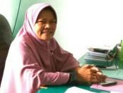 Kenik Mujianingsih, SH, MM,  Kabid Pemberdayaan Perempuan dan Perlindungan Anak dari DinsosdukKBP3A Kabupaten Purworejo - foto: Sujono/Koranjuri.com