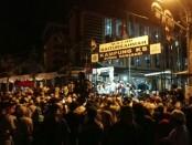 Ribuan umat muslim di Denpasar memadati Masjid Baiturrahmah yang berlokasi di Kampung Jawa, Denpasar, Sabtu, 9 Desember 2017 - foto: Koranjuri.com