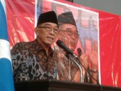 Anggota DPR RI dari fraksi PDIP Idham Samawi - foto: Lanjar Artama/Koranjuri.com