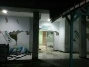 Dampak gempa Tasikmalaya, sejumlah bangunan mengalami kerusakan - foto: Istimewa