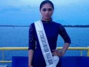 Devina Bertha, Putri Indonesia 2016 asal Bali - foto: Wahyu Siswadi/Koranjuri.com
