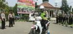 Tingkatkan Kemahiran Personil, Polres Kebumen Adakan Pelatihan Safety Riding