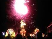 Pembukaan Festival Lampion yang diselenggarakan ITDC di Peninsula, Nusa Dua - foto: Ari Wulandari/Koranjuri.com