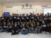 Puluhan pengemudi pariwisata Bali mengikuti pemaparan yang digelar startup bukaloka.com - foto: Istimewa