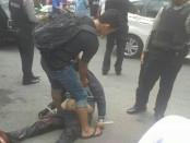 Tersangka Curas asal Sidoarjo yang berhasil ditangkap polisi di wilayah Solo - foto: Istimewa