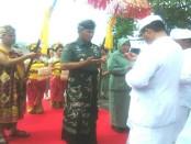 Mayor Jenderal TNI Benny Susianto menggantikan Mayor Jendral Komaruddin Simanjuntak sebagai Pangdam IX/Udayana - foto: Istimewa
