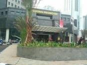 Gedung Promoter di Polda Metro Jaya diresmikan Kapolri Jenderal Tito Karnavian, Jumat, 19 Januari 2018. Gedung dengan 23 lantai itu diawali pembangunannya sejak 14 tahun sila, namun mangkrak - foto: Istimewa