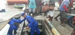 Evakuasi Anak-anak Penderita Malnutrisi di Distrik Atsj