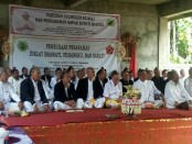 Acara dihadiri Pasemetonan Pasek se-Bali yang siap memenangkan Koster-Ace - foto: Istimewa