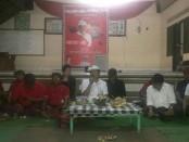 Dukungan penuh dalam bentuk kebulatan tekad digalang warga masyarakat Banjar Kanginan, Desa Manduang,Kabupaten Klungkung, 20 Februari 2018 - foto: Istimewa