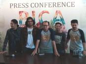 Prescon PICA Fest 2018 bersama Robi Navicula (kiri) - foto: Koranjuri.com