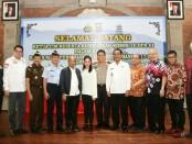 Kunjungan Komisi III DPR RI ke Polda Bali, Rabu, 28 Februari 2018 - foto: Istimewa