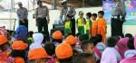 Anak-anak TK, 'Geruduk' Polres Kebumen, Ini yang Dilakukan