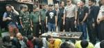 Penggerebekan di Kampung Boncos Polisi Amankan 7 Orang
