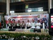 Kapolri Jenderal Tito Karnavian merilis pengungkapam narkoba yang dikendalikan dari Lapas - foto: Bob/Koranjuri.com