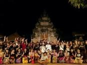 Sejumlah Sekaa Teruna di Kecamatan Kuta, Kabupaten Badung kompak mendukung dan memenangkan pasangan calongubernur dan wakil gubernur BaliWayan Koster-Tjok Oka Artha Ardhana Sukawati (Koster-Ace) pada Pilgub Bali 27 Juni mendatang - foto: Istimewa
