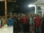 Dukungan terhadap Paslon Gubernur dan Wakil Gubernur Bali nomor urut 1, Wayan Koster-Tjokorda Oka Arta Ardana Sukawati (Koster-Ace) - foto: Istimewa