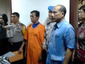 Pemilik Bali Exotique Spa, IMS alias Tejo (52) menjadi tersangka atas bisnis 'lendir' yang dikelolanya dengan kedok membuka rumah kebugaran - foto: Istimewa