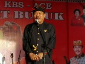 Calon Wakil Gubernur nomer urut 1, Tjokorda Oka Artha Ardhana Sukawati (Cok Ace) - foto: Koranjuri.com