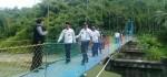 Puluhan Tahun Menanti, Warga Sidomulyo Akhirnya Miliki Jembatan Gantung