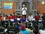 Serangkaian roadshow di Kecamatan Susut, Kabupaten Bangli, sebelas desa telah menyatakan dukungan kepada pasangan Koster-Ace - foto: Istimewa