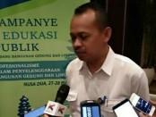 Direktur Bina Penataan Bangunan Ir. Iwan Suprijanto - foto: Ari Wulandari/Koranjuri.com