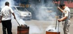 Ribuan Gram Sabu-Sabu Dimusnahkan Polres  Jakarta Utara
