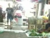 Kondisi pasar wisata Tawangmangu membutuhkan penataan - foto: Gading