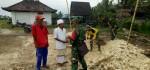 TMMD di Petang Sasar Akses Jalan ke Lokasi Pura Subak Bergiding