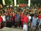 Made Urip bergerak mengumpulkan dukungan dari kalangan anak muda dan pemilih pemula di Kecamatan Baturiti, Tabanan. Hasilnya sekehe teruna-teruni dari 16 Banjar yang ada di Desa Petiga, Desa Payangan, Desa Tua , Desa Baru dan Desa Apuan, mendeklarasikan diri mendukung dan memenangkan pasangan Koster-Ace pada Pilgub Bali 27 Juni 2018 - foto: Istimewa