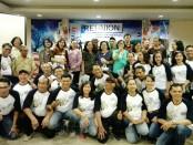 Reuni angkatan 87 SMP Negeri 7 Denpasar - foto: Koranjuri.com