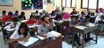Ratusan Siswa SD Ikuti Try out UN di SMPN 4 Purworejo