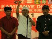 Arus dukungan ke calon Gubernur dan Wakil Gubernur Bali nomor urut 1, Wayan Koster-Tjokorda Oka Artha Ardhana Sukawati (Koster-Ace) terus mengalir deras dari warga di Kabupaten Karangasem - foto: Istimewa