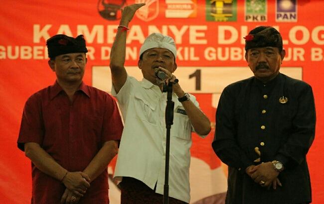Koster Gagas KB 4 Anak di Bali, Ini Alasannya