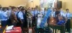 SMKN 1 Purworejo Terima Bantuan APP dari PT Komatsu