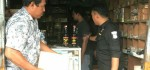 Polsek Tanjung Duren Amankan Puluhan Liter Miras Ilegal
