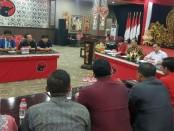 Ratusan pengacara bergabung menjadi tim hukum pasangan calon Gubernur dan Wakil Gubernur Bali nomor urut 1, Wayan Koster-Tjok Oka Artha Ardhana Sukawati (Koster-Ace) - foto: Istimewa