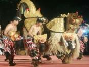 Panggung Bali Mandara Nawanatya dimeriahkan oleh sejumlah seniman-seniman muda - foto: Istimewa