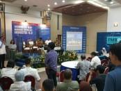 "Diskusi Media Forum Merdeka Barat 9 (FMB 9) dengan topik ""Indonesia Siap Menuju Revolusi 4.0"", bertempat di Ruang Serba Guna Kemenkominfo, Jakarta, Senin (16/04/2018) - foto: Istimewa"