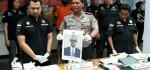 Buru Pengedar Kokain dan Ekstasi, Polisi Dor Satu Pelaku
