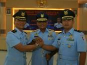 Sertijab Komandan Lanud Sugiri Sukani - foto: Istimewa