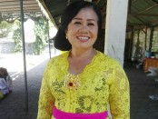 Kepala SMP Negeri 2 Denpasar, Mercy Victoria Bibir, S.Pd., MM., - foto: Koranjuri.com