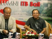 I Wayan Koster menghadiri temu Alumni ITB Provinsi Bali, Minggu, 1 April 2018 - foto: Istimewa