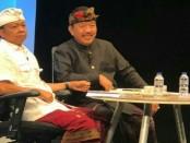Pasangan Calon Gubernur dan Wakil Gubernur Bali nomer urut 1 Wayan Koster-Tjok Oka Artha Ardhana Sukawati (Koster-Ace) - foto: Istimewa