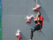 Aries 'Spiderwoman' Susanti Rahayu - foto: Istimewa