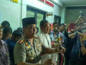 Polres Jakarta Timur mengekspos kasus perampokan minimarket dan curanmor, Selasa, 22 Mei 2018 - foto: Bob/Koranjuri.com