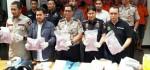 Polisi Ungkap 50 Ribu Butir Ekstasi Jaringan Jerman-Indonesia