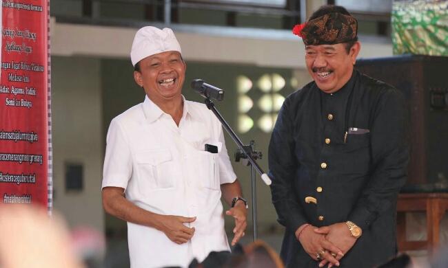 Koster-Ace Diprediksi Menangi Pilgub Bali, Simak Faktanya…