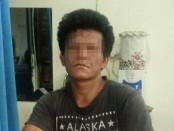 Pelaku penganiayaan diamankan di Polsek Cengkareng, Jakarta Barat - foto: Bob/Koranjuri.com